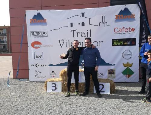 Cafeto patrocina la I Trail Vilamajor