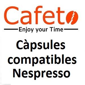 Càpsules Compatibles Nespresso