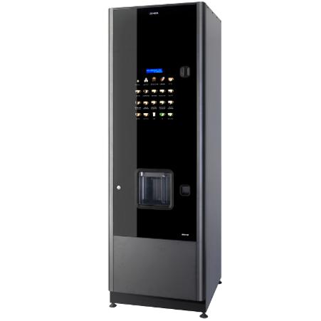 Zensia, el barista automático llega al vending