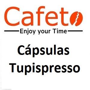 Cápsulas de Café Tupispresso